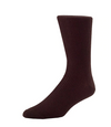 McGregor Men's Non Elastic Wool Sock Brown