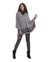 Tribal 4-Way Poncho
