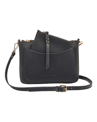 Louenhide Venice Crossbody (Black)