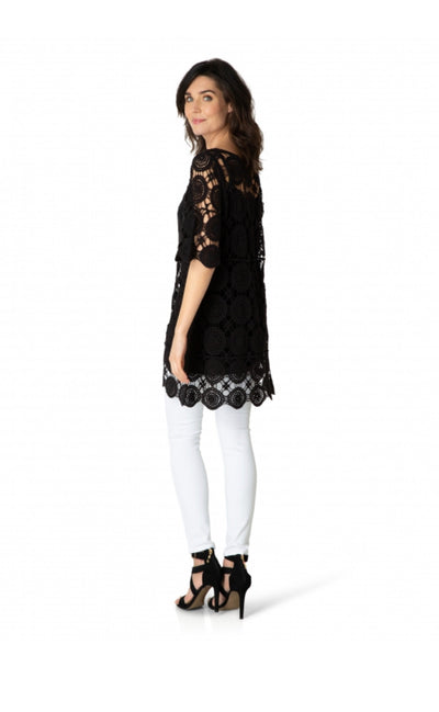 Yest - Lace Tunic