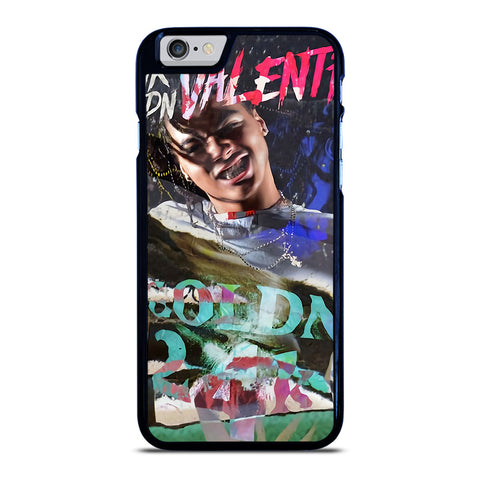 24KGOLDN VALENTINO ART iPhone 6 / 6S Case Cover