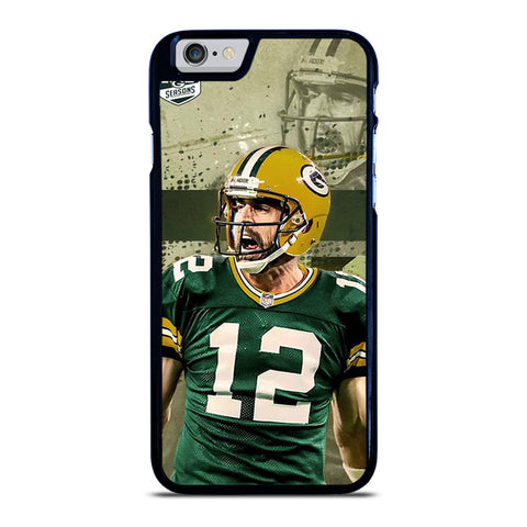 AARON RODGERS PACKERS FOOTBALL iPhone 6 / 6S Case Cover