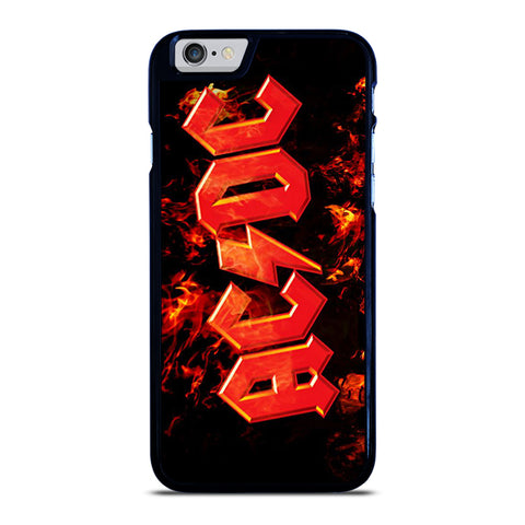 ACDC BAND LOGO iPhone 6 / 6S Case Cover