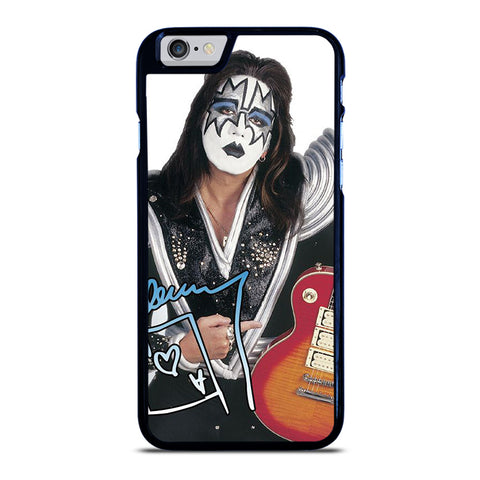 ACE FREHLEY AND GUITAR KISS BAND  iPhone 6 / 6S Case Cover