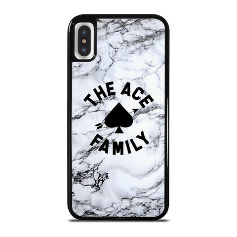 ACE FAMILY MARBLE LOGO iPhone X / XS Case Cover
