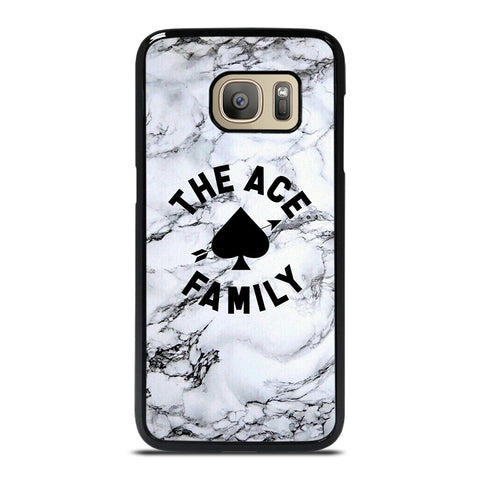 ACE FAMILY MARBLE LOGO Samsung Galaxy S7 Case Cover