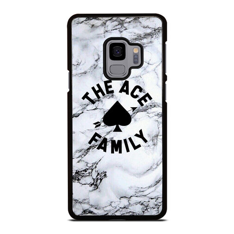 ACE FAMILY MARBLE LOGO Samsung Galaxy S9 Case Cover