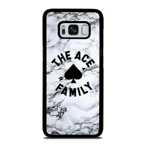 ACE FAMILY MARBLE LOGO Samsung Galaxy S8 Case Cover