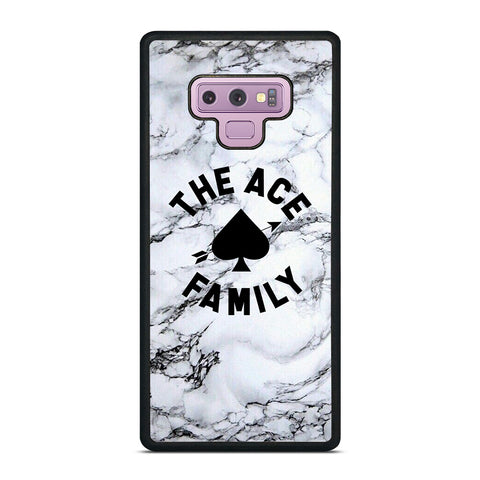 ACE FAMILY MARBLE LOGO Samsung Galaxy Note 9 Case Cover