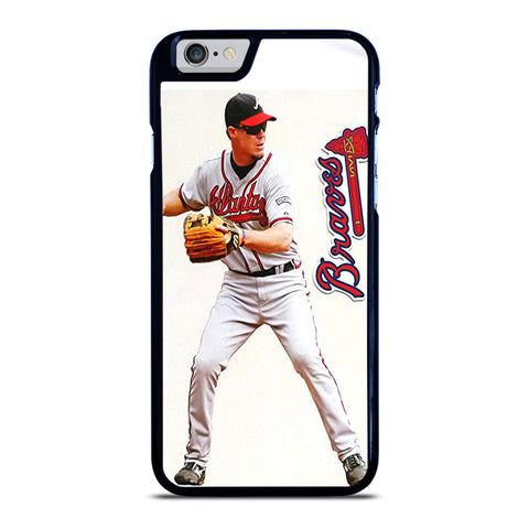 ACUNA JR ATLANTA BRAVES MLB iPhone 6 / 6S Case Cover