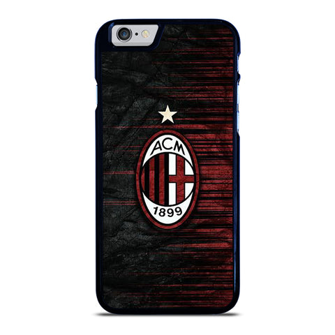 AC MILAN FC LOGO iPhone 6 / 6S Case Cover