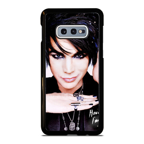 ADAM LAMBERT FACE Samsung Galaxy S10e Case Cover