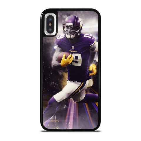 ADAM THIELEN MINNESOTA VIKINGS iPhone X / XS Case Cover