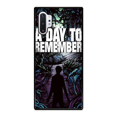 A DAY TO REMEMBER ART Samsung Galaxy Note 10 Plus Case Cover