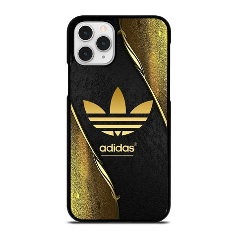 ADIDAS GOLD LOGO iPhone 11 Pro Case Cover