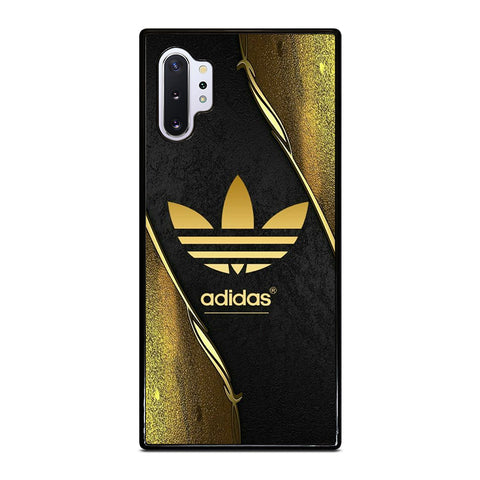 ADIDAS GOLD LOGO Samsung Galaxy Note 10 Plus Case Cover