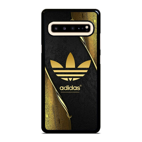 ADIDAS GOLD LOGO Samsung Galaxy S10 5G Case Cover