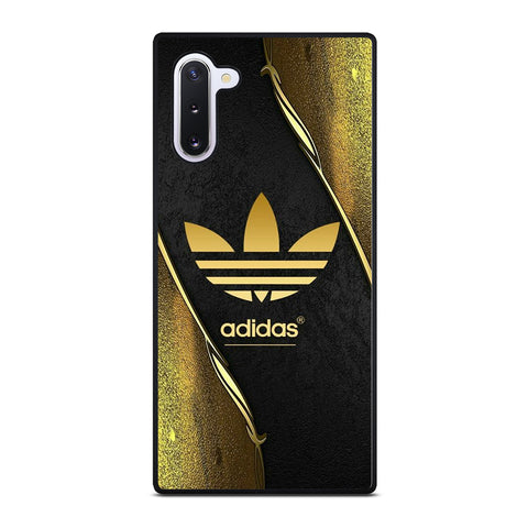 ADIDAS GOLD LOGO Samsung Galaxy Note 10 Case Cover
