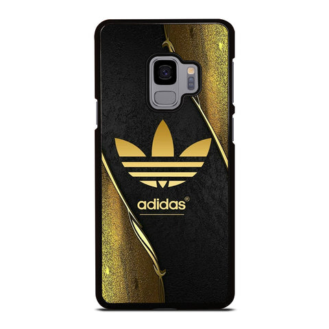 ADIDAS GOLD LOGO Samsung Galaxy S9 Case Cover