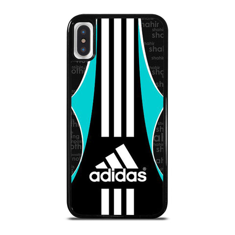 ADIDAS LOGO STRIPE iPhone X / XS Case Cover