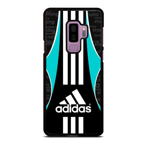 ADIDAS LOGO STRIPE amsung Galaxy S9 Plus Case Cover