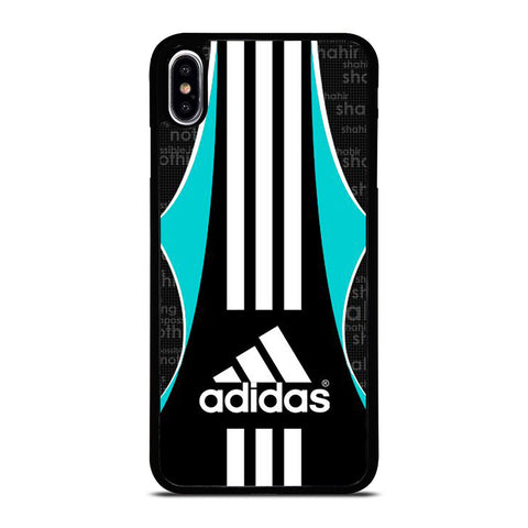 ADIDAS LOGO STRIPE iPhone XS Max Case Cover