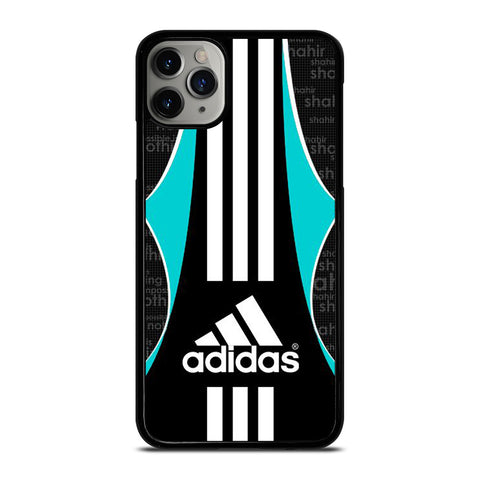 ADIDAS LOGO STRIPE iPhone 11 Pro Max Case Cover