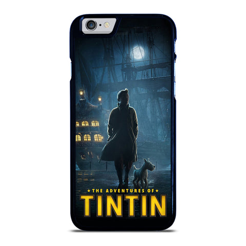 ADVENTURE OF TINTIN iPhone 6 / 6S Case Cover