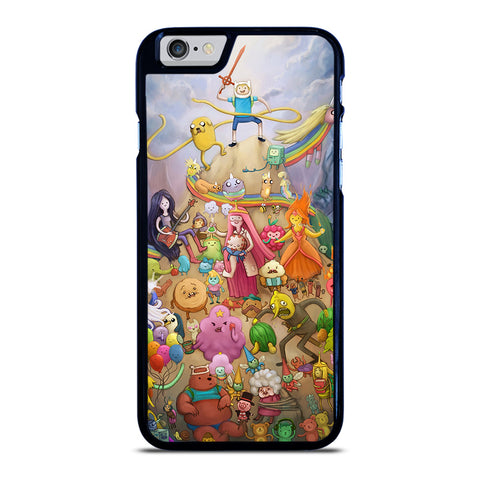 ADVENTURE TIME AND FRIEND iPhone 6 / 6S Case Cover