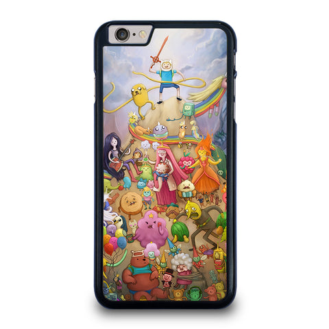 ADVENTURE TIME AND FRIEND iPhone 6 / 6S Plus Case Cover