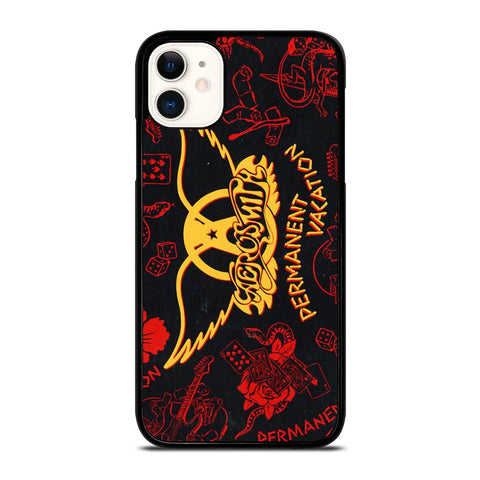 AEROSMITH LOGO iPhone 11 Case Cover