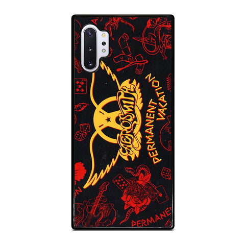 AEROSMITH LOGO Samsung Galaxy Note 10 Plus Case Cover