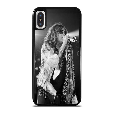 AEROSMITH STEVEN TYLER SINGER iPhone X / XS Case Cover