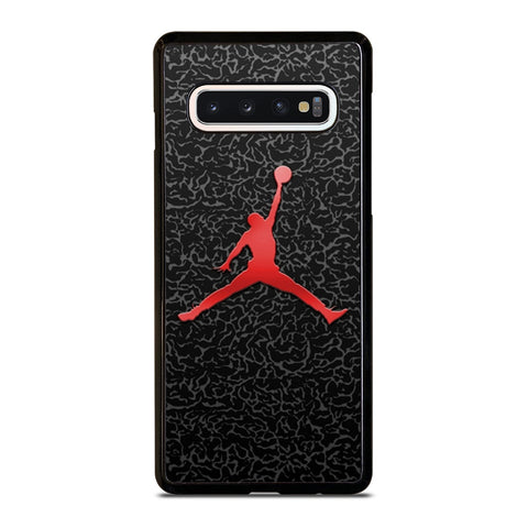 AIR JORDAN ICON Samsung Galaxy S10 Case Cover