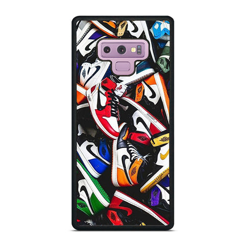 AIR JORDAN NIKE SNEAKERS Samsung Galaxy Note 9 Case Cover