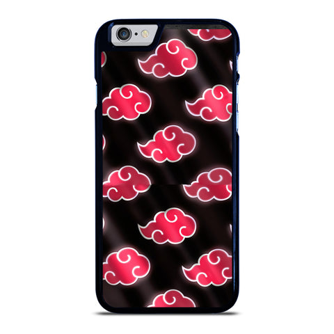 AKATSUKI CLOUDS NARUTO iPhone 6 / 6S Case Cover