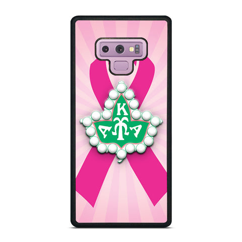 AKA PINK AND GREEN NEW Samsung Galaxy Note 9 Case Cover