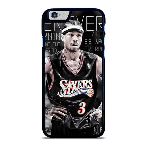 ALLEN IVERSON SIXERS iPhone 6 / 6S Case Cover