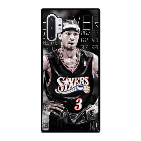 ALLEN IVERSON SIXERS Samsung Galaxy Note 10 Plus Case Cover