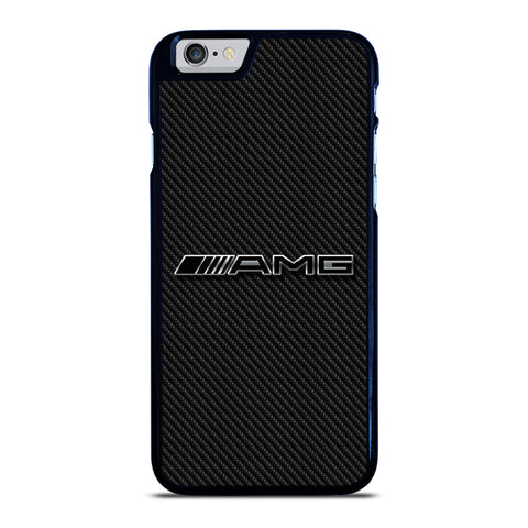 AMG MERCEDES BENZ LOGO CARBON iPhone 6 / 6S Case Cover