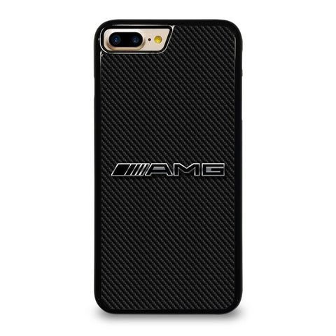 AMG MERCEDES BENZ LOGO CARBON iPhone 7 / 8 Plus Case Cover