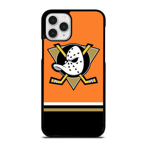 ANAHEIM DUCKS NHL LOGO iPhone 11 Pro Case Cover