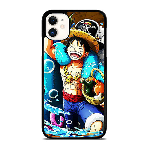 ANIME ONE PIECE MONKEY D iPhone 11 Case Cover - Casesummer