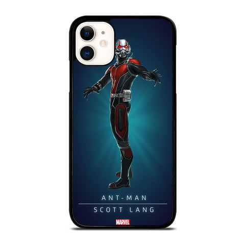 ANT-MAN SUPER HERO MARVEL iPhone 11 Case Cover