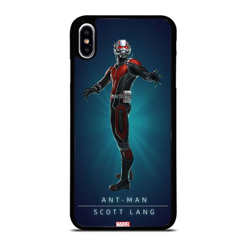 ANT-MAN SUPER HERO MARVEL iPhone XS Max Case Cover
