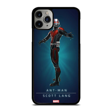 ANT-MAN SUPER HERO MARVEL iPhone 11 Pro Max Case Cover