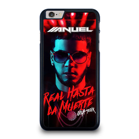 ANUEL AA REAL HASTA LA MUERTE USA TOUR iPhone 6 / 6S Plus Case Cover
