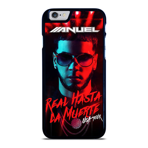 ANUEL AA REAL HASTA LA MUERTE USA TOUR iPhone 6 / 6S Case Cover