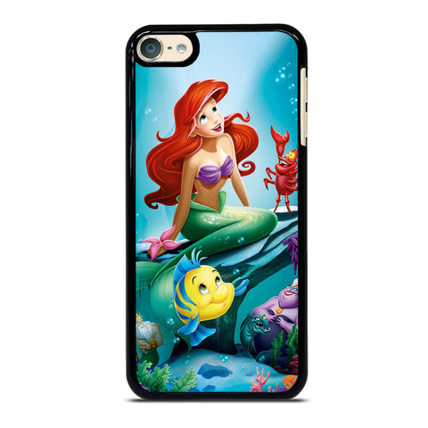 ARIEL LITTLE MERMAID DISNEY iPod Touch 6 Case