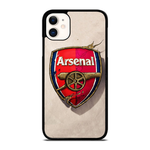 ARSENAL FC LOGO iPhone 11 Case Cover
